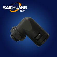 Hot sale flexible pipe fittings pe pipe fitting quick connecter