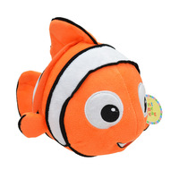Cute clown fish stuffed animal soft plush toy