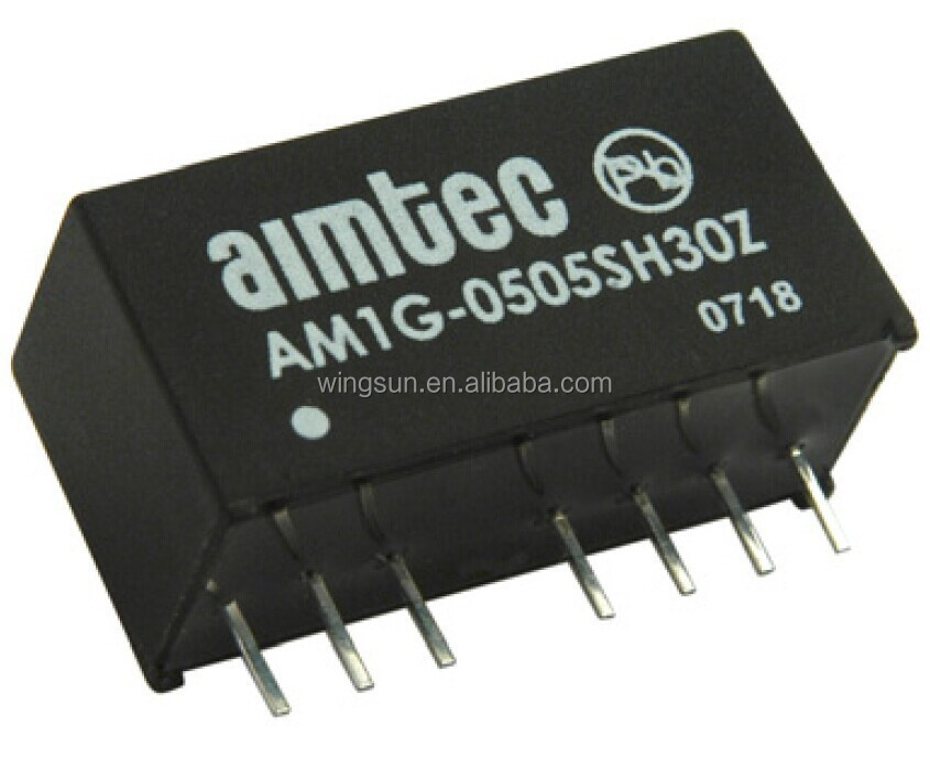 AM1G-1224DH30Z aimtec 12vdc to dual 24vdc output DC/DC CONVERTER 3kv isolated
