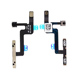 Replacement parts power flex cable Volume Control Key power button switch cable for iphone