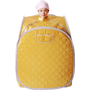 2L Home Portable Sauna Indoor Steam Sauna Room for Detox and Weight Loss