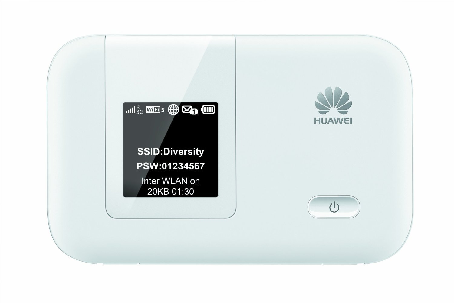 Unlocked HUAWEI E5372s-32 150 Mbps 4G LTE & 42 Mbps 3G Mobile WiFi Hotspot unlock huawei e5372s-32 4g lte mobile wifi router (3G Worldwide, 4G LTE in Europe, Asia, Middle East, Africa)