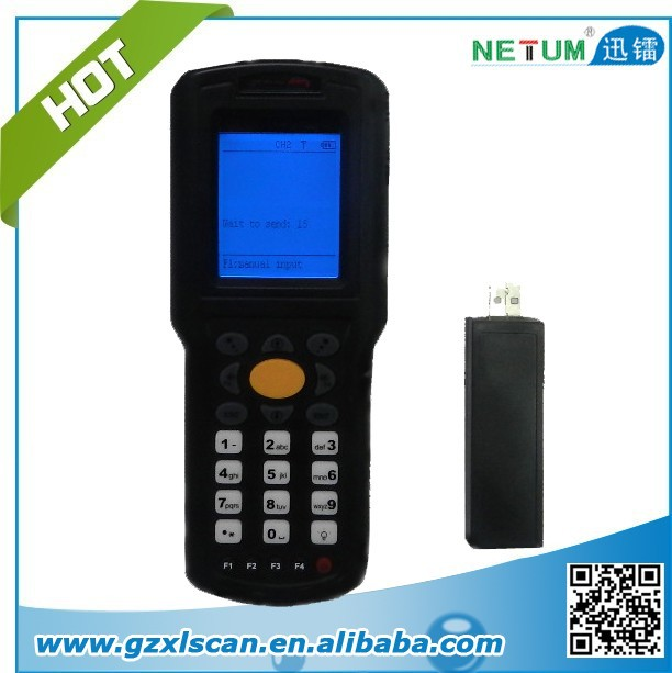 NT-9800 large storage handheld barcode scanner wireless data collect 3d scanner a0a1a2