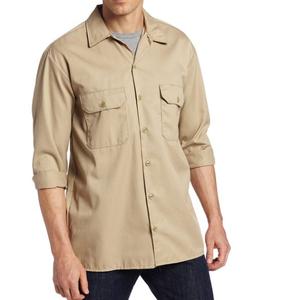 Custom OEM wholesale cotton twill long sleeves shirts mens shirts