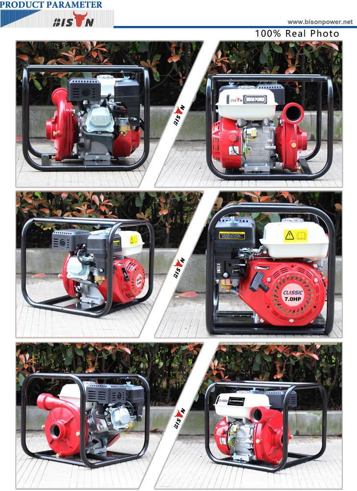 2inch Gasoline Engine Pump For Agriculture Bs20i Bison