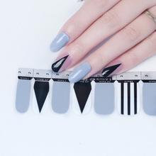 Yiwu liaoke craft co ltd gel polishnail lamps free sample 2d nail art sticker korean nail wrap waterproof nail arts design prinsesfo Gallery