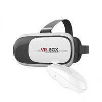 2016 The Newest VR Box 3D glasses lead you comfortable to wear and myopia users of the Gospel