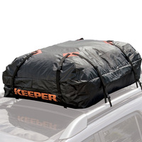 15 Cubic Feet Waterproof Car Roof Bag Roof Top Cargo Carrier Bag