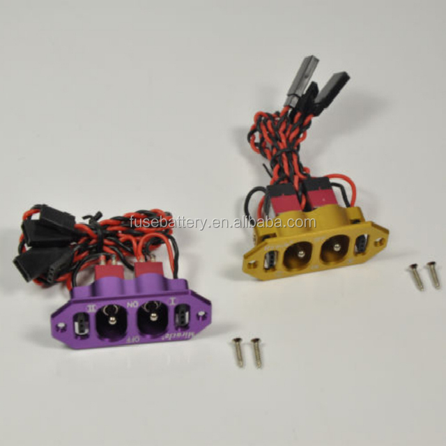 New Winch Switch Warn Controller 20A Brushless ESC For 1/24 RC Model Car