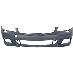 Make Auto Parts Manufacturing - S-CLASS 10-13 FRONT BUMPER COVER, Primed, w/o (Sport Pkg. and Parktonic), Hybrid/(S550 12-13) - MB1000339