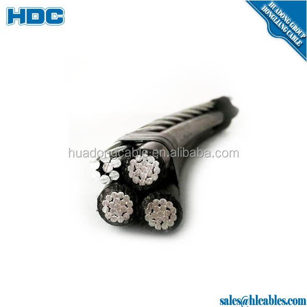 Duplex Cable Shepherd Awg #6/7 Aac For Philippines Duplex Cables ...
