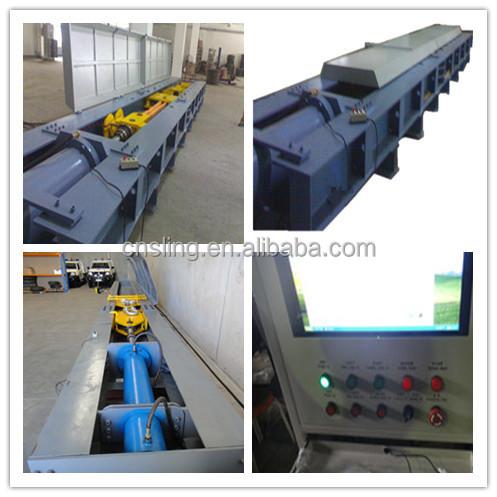 wire rope testing machine
