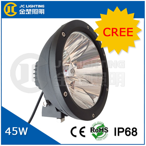 45w Cree Led Driving Light Car Accessories Made In China Factory ...