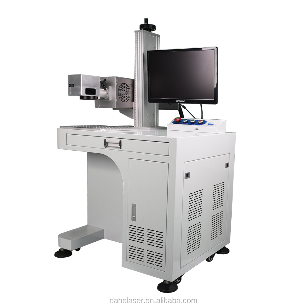 Special offer 3000 US dollars  co2 laser marking machine 10W 30W60W