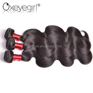 Natural color with soft and smooth feeling wholesale human hair braids