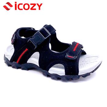 2018 New Design Pu Sandals Boys Baby Sandals