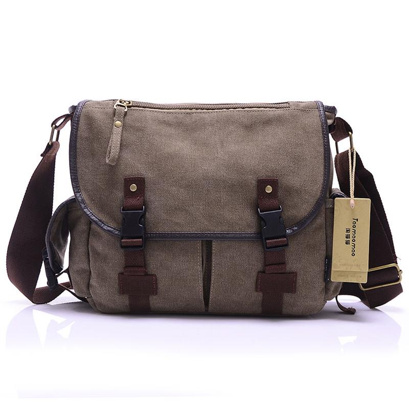 Горячая! высокое качество холщовый мешок мужские твердый чехол молния свободного покроя плечо школьные сумки мужчины crossbody сумка мужчин мешки посыльного