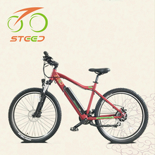 Fashion models aluminium alloy mountain bicycle cheap electronic bike