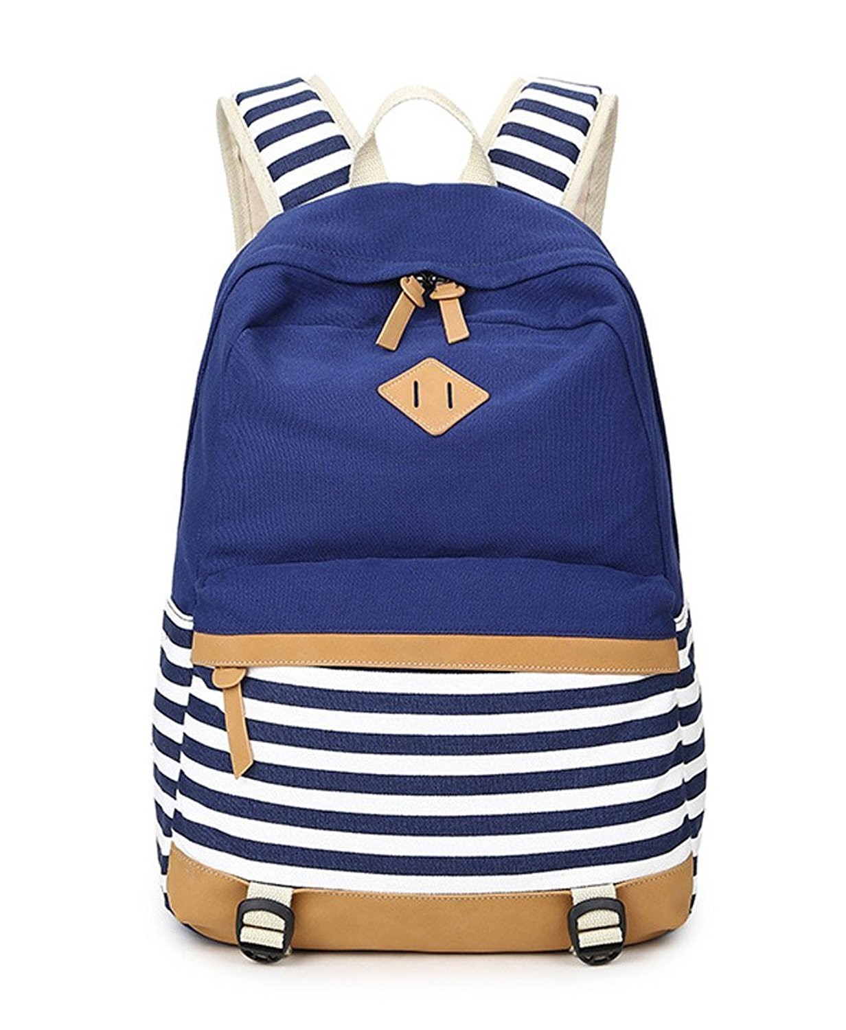 Buy Larori Canvas Middle School Girls Backpacks For Teens Book Bags