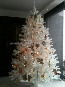 Pre Lit Led Lexington Quick Set Artificial Christmas Tree With Warm White