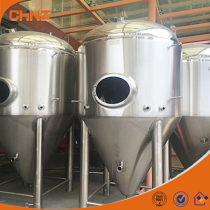 stainless industrial beer used fermentation tank brew equipment 500l China