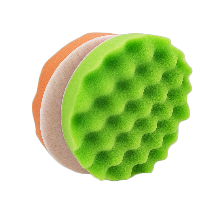 Buffing Pad Auto Foam Polijsten Waffle Pads