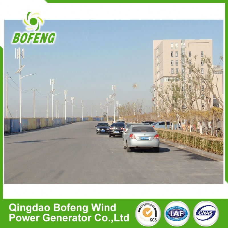 Best Quality Best Selling Products windmill 1kw-50kw custom solar wind power hybrid system philippines for street light