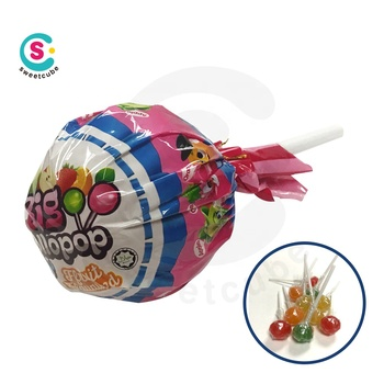 Giant Round lollipop