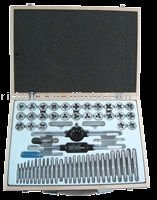 60pcs alloy steel tap and die set