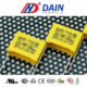 High quality Interference suppression mkp x2 capacitor 0.15uf 0.22uf