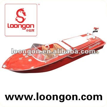 loongon 4-way radio control toy boat with battery rc boat hulls