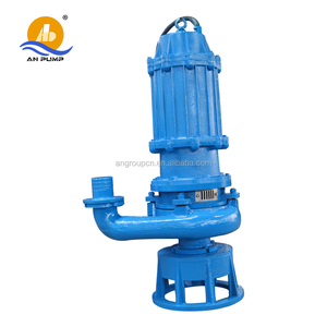 OEM Acid Resistant Submerged Pump for dredging sand maker
