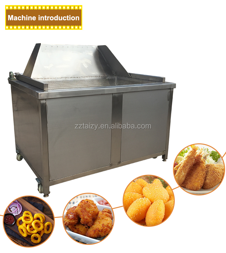 Newest design vaccum multi-function frying machine