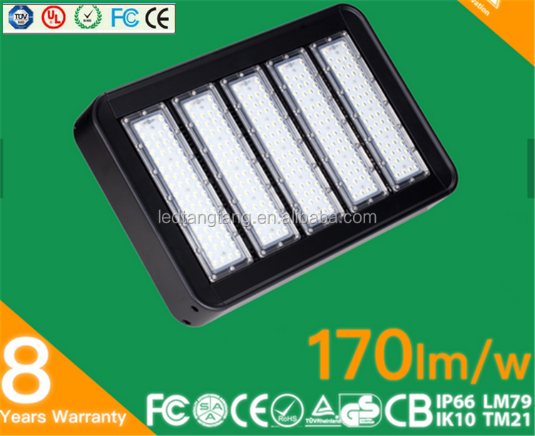 Led industrial highbay linear lighting 200w gas station led canopy lights 400w led high bay light