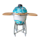 Safety Design Outdoor Garden Tandoor Clay Oven BBQ Grill