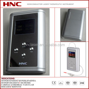 health care hypertension treatment nasal laser therapy machine