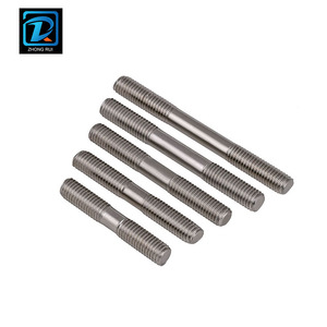 DIN938 Super Duplex 2304 Stainless Steel Stud Bolts And Nuts