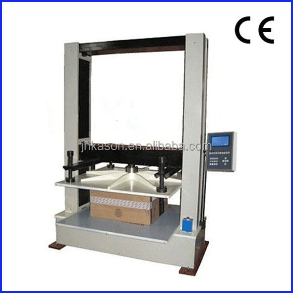 KS-30 Digital Display Electromechanical Carton Box Compression Tester
