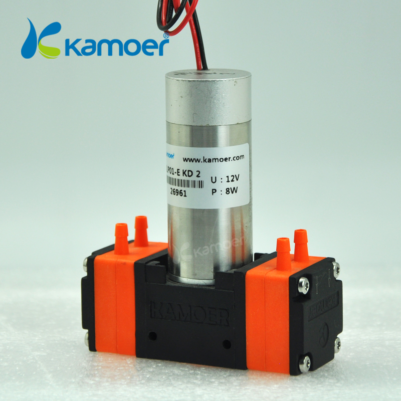 Kamoer Chemical Miniature electric motor 12v dc mini vacuum pump diaphragm pump