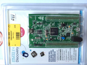 STM32F4DISCOVERY Discovery kit for STM32 F4 series - with STM32F407 MCU
