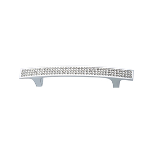 hot sale crystal furniture handles and door knobs