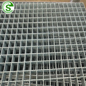 Factory Export hot dip galvanized steel trench cover grating to Philippines
