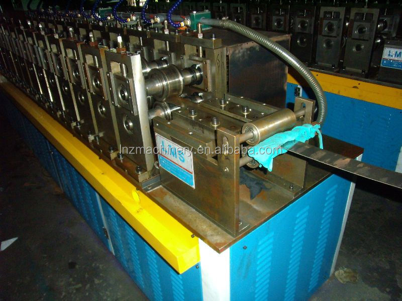 3fold 40mm teflon slidersself closing drawer slide machine