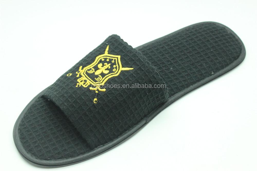 Coface Open Toe Mens Slippers