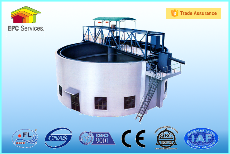Dewater Thickener Equipment/Central Transmission Thickener/NZ High Efficiency Concentrater