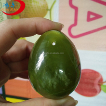 girl vagina massager products , nephrite jade eggs, yoni eggs for vaginal exercise