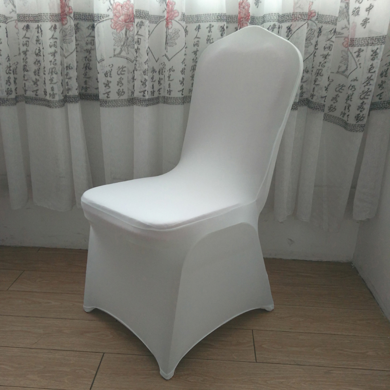 60pcs New 50colour Hotel Lycra Stretch Party Chair Covers