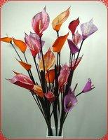 GuangZhou fashion silk artificial calla lily for decor