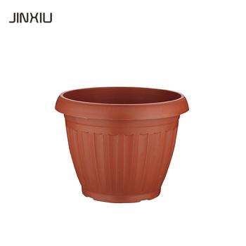 Round Garden Pot Tree Pot Outdoor Large Plastic Plant Pots