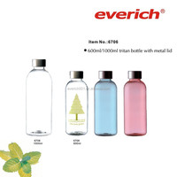 Manufacturing BPA free Tritan Bottle water bottle plastic drinking bottle